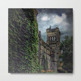 Ivy Walls at University of Toronto Metal Print