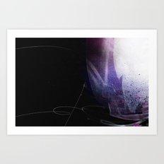 dark passages Art Print