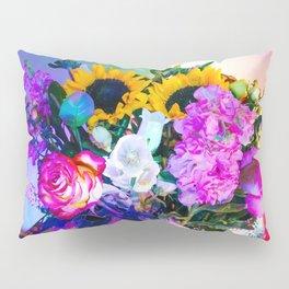 Disco Bouquet II Pillow Sham