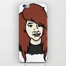 Hey Stella Vee (Logo) iPhone & iPod Skin