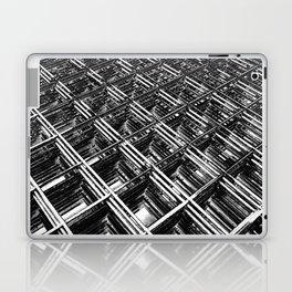 Rebar On Rebar - Industrial Abstract Laptop & iPad Skin