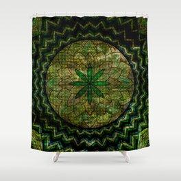 Entangled Shower Curtain