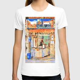 Shop in Aleppo T-shirt