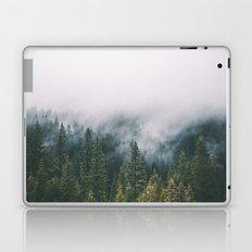 Forest Fog XI Laptop & iPad Skin
