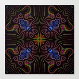 Flourescent 1 Canvas Print