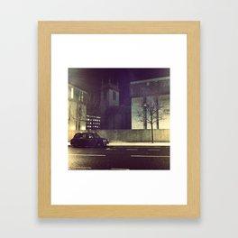 L O N D O N Framed Art Print