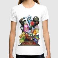 lemongrab T-shirts featuring Zelda Time! by Yiji