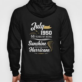 July 1950 Sunshine mixed Hurricane Hoody