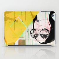 sunshine iPad Cases featuring Sunshine by John Murphy