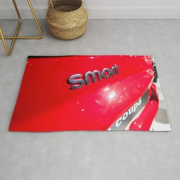 Smart Fortwo mhd Coupe Smart Logo Rug