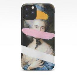 Brutalized Gainsborough 2 iPhone Case
