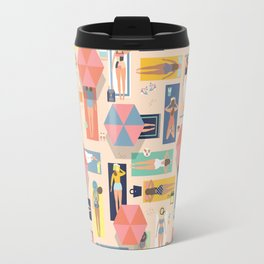 Summertime Travel Mug