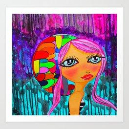 colores Art Print
