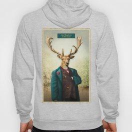Lord Staghorne in the wood Hoody
