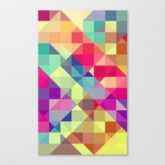 Broken Rainbow II Canvas Print