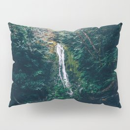 Madison Falls - Olympic National Park Pillow Sham