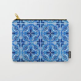 Sevilla - Spanish Tile Carry-All Pouch