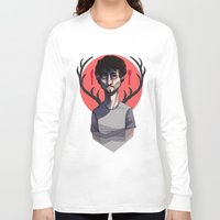 will graham Long Sleeve T-shirts featuring Will Graham by nucleir