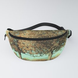 Autumn Trees Fanny Pack