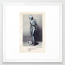 X-RAY VISION  Framed Art Print