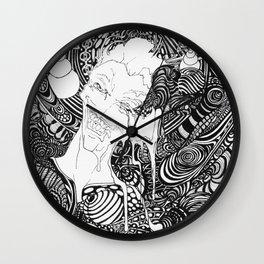 good times Wall Clock