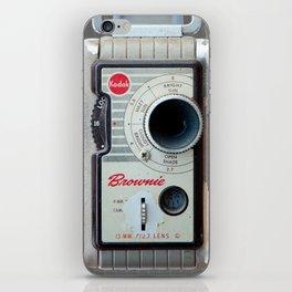 Brownie 8mm Movie Camera iPhone Skin