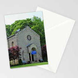 Mother of Sorrows Catholic Church (vertical) Stationery Cards