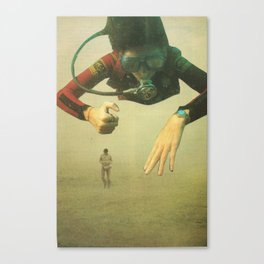 #76 Canvas Print