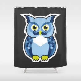 Hoodini Shower Curtain
