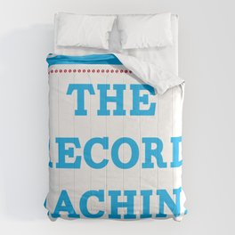 The Record Machine Mug Comforters