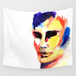 The Watercolor Man Wall Tapestry