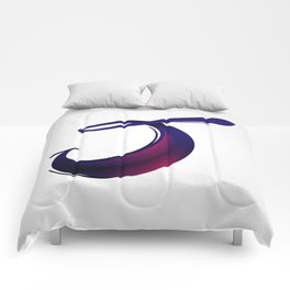 The Letter J Comforters