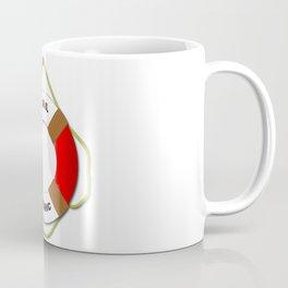 RMS Lifebelt Coffee Mug
