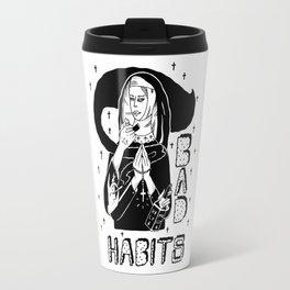 BAD HABITS Travel Mug