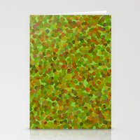 camo Stationery Cards featuring camo by ecceGRECO