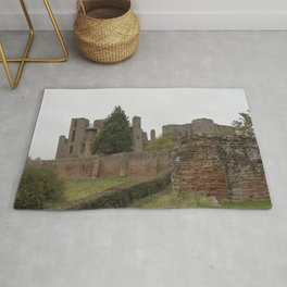Kenilworth Castle Rug