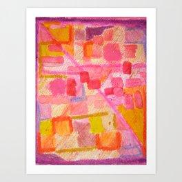Squared Multiplicity Art Print