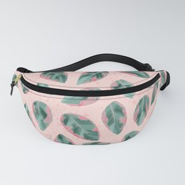 Pink Triostar Fanny Pack
