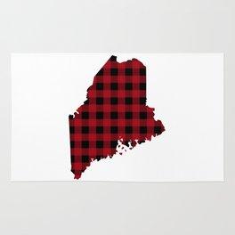 Maine - Buffalo Plaid Rug