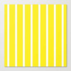 Pillow pattern #striped Canvas Print