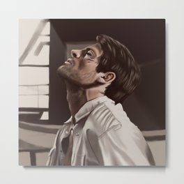 Castiel captured  Metal Print