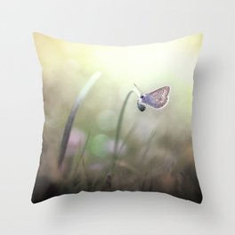 I can see you in my dreams... Throw Pillow