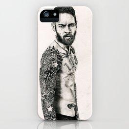 Billy Huxley iPhone Case