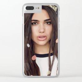 Dua (Daydream) Clear iPhone Case
