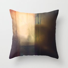 Glow 2 Throw Pillow