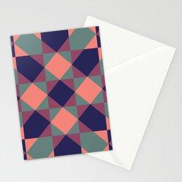 Native Patchwork Pattern Osiris Stationery Cards