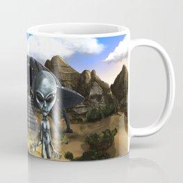 Aftermath of storming area 51 Coffee Mug
