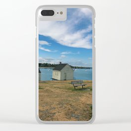 shipyard home Clear iPhone Case