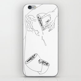 Natural Deodorant/Fresh iPhone Skin