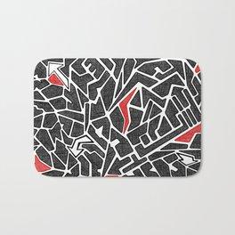 Abstract #3 Bath Mat